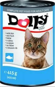 Dolli Cat Konzerv hal 415g